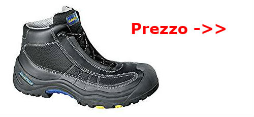 scarpe idropellenti goodyear